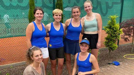 Damen Mannschaft TCBW Bad Soden